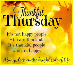 Thursday Morning Quotes Adorable Thankful Thursday Look On The Bright Side Of Life Quotes To