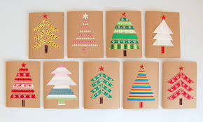 100 Beautiful Christmas Cards Yourself DIY U2013 Fresh Design PediaChristmas Card Craft Ideas