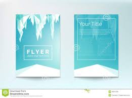winter flyer royalty stock images image 10740549 winter flyer stock photo