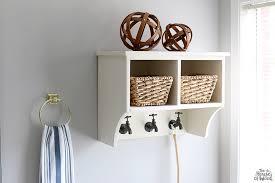 27 bathroom shelf ideas to keep your