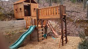 wooden swing sets can be customized to fit your backyard custom1 custom2 custom9