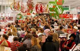 Image result for Christmas shoppers