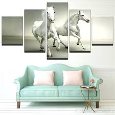 horse wall art framed prints horses west elm with scripture metal sculpture