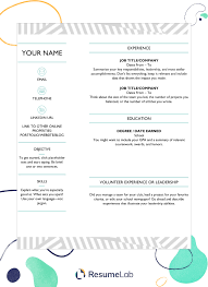 Edit Resume For Free Free Resume Templates Download Start Making Your Resume