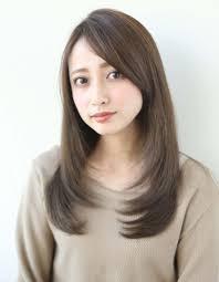 大人可愛いレイヤーロングrr 21 ヘアカタログ髪型ヘアスタイル