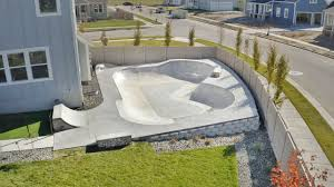 Backyard Skatepark Designs Real Skatepark In My Backyard Backyard Tour 2