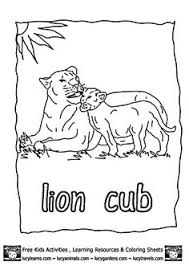 Small Picture lion coloring pages Singa Colouring Pages Hawaii Dermatology