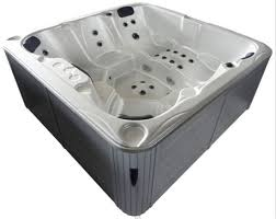 jet whirlpool bathtub with tv hot tub outdoor massage spa used for 6 persons with saa rohs cetification