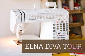 Elna 9000 Sewing Machine
