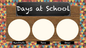 100 Days Of School Counting Chart Tribal By Naomi M Tpt
