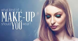 what kind of makeup should you wear makeup quiz