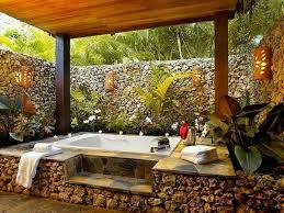 103 best outdoor spa images on home and garden spa