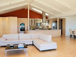 Plain Contemporary Track Lighting Living Room Kits With Light Wood To Beautiful Design
