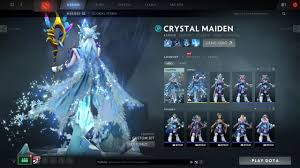 dota 2 graphic different best performance to best looking crystal