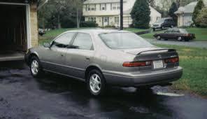 COAL: 1997 Toyota Camry LE – The Safe Choice
