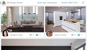 3D Augmented And Virtual Reality Interior Design Apps  RoOomyRoom Designing App