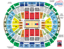 Clippers Seating Chart Google Search Houston Rockets