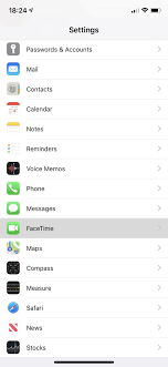 Address By Phone How To Change Your Facetime Caller Id To An Email Address Or
