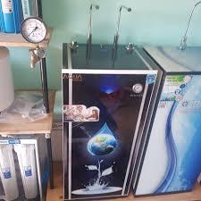 Máy lọc nước RO AQUA 2 vòi nóng nguội