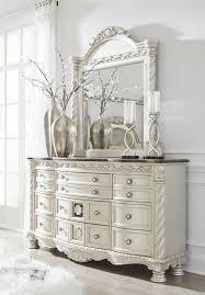 cassimore pearl silver bedroom mirror