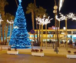 Special Lights Larnaca Travels With Moggie Larnaca Cyprus Christmas 2014 New
