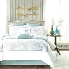coastal comforter sets cottage bedding set green coastal bedding nautical duvet covers beach themed linens sea