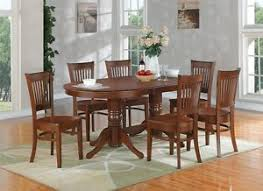 image is loading east west 7pc vancouver dining set table w
