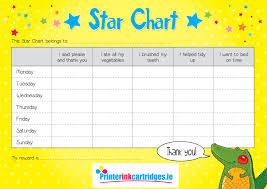 What Is A Star Chart Free Reward Star Chart For School Holidays