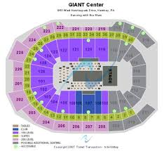 Hershey Bears Giant Center Seating Chart Giant Center Tickets And Giant Center Seating Chart Buy