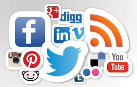 Image result for social media icons