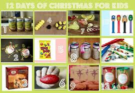 Lovely Gifts For The Twelve Days Of Christmas Part  13 12 Days Gifts In 12 Days Of Christmas