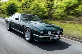 aston martin v8. in 1977 aston martin launched a vantage that used 5.3-litre v8 produced 375bhp housed beneath quintessentially british body.