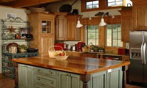 Country Rustic Kitchen Designs Country Kitchen Island Design Country Rustic Kitchen Islands With