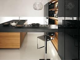 dark wood kitchen cabinets. Interesting Dark Modern Design Trends Kitchen Cabinets In Black Color Inside Dark Wood Kitchen Cabinets D
