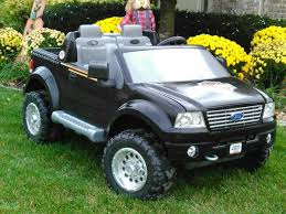 Used F-150 pickup trucks Power Wheels ride on for kids for sale in ...