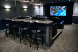 basement home theater. Fine Home I Need This Row Of Bar Seating Home Theater Ideas Basement  Tags Small  Throughout