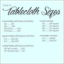 how to make a tablecloth for a 60 inch round table top best tablecloth sizes ideas
