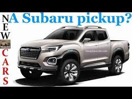 2018 subaru pickup truck. interesting pickup new subaru viziv pickup truck in 2018 subaru pickup truck