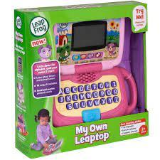 Đồ chơi LeapFrog 19167 – Laptop trẻ em màu hồng