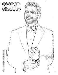 Famous People Coloring Pages Printable Free Celebrities 25829 ...