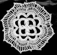 Oval Crochet Doily Patterns Free Enchanting Over 48 Free Crochet Doily Patterns At AllCraftsnet