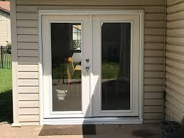exterior door replacement french