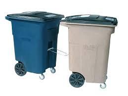 toter 96 gallon. 96 Gallon Toter Plastic Outdoor Wheeled Trash Can Walmart . 2