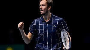 Медведев прокомментировал победу над Надалем в полуфинале Итогового  чемпионата АТР - Чемпионат