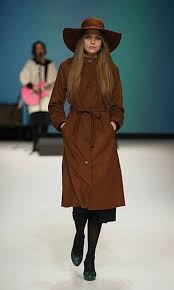 brown trench available from sirona boutique