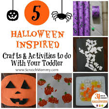 5 inspired crafts and activities to do with your toddler