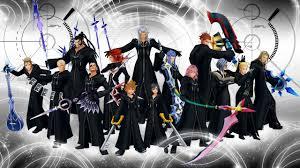 kingdom hearts organization 13