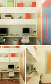 office wall cabinets ikea. Plain Cabinets Ikea Hack  Office Storage And Desk From BESTA Cabinets NUMERAR Counter  Tops Intended Wall Cabinets I