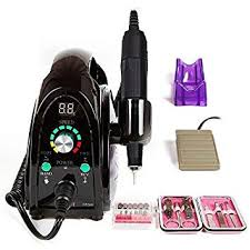 <b>35,000</b> RPM <b>Professional</b> Nail Drill Machine <b>Electric</b> Acrylics Nail Art ...