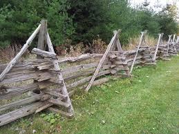 Rural Fence Near Stratford Ontario Country Fences Gates 1